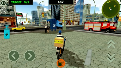 City Courier Moto Delivery screenshot 7