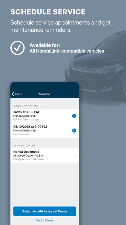 HondaLink screenshot-4