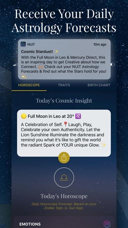 NUiT Astrology Match, Dating screenshot-5
