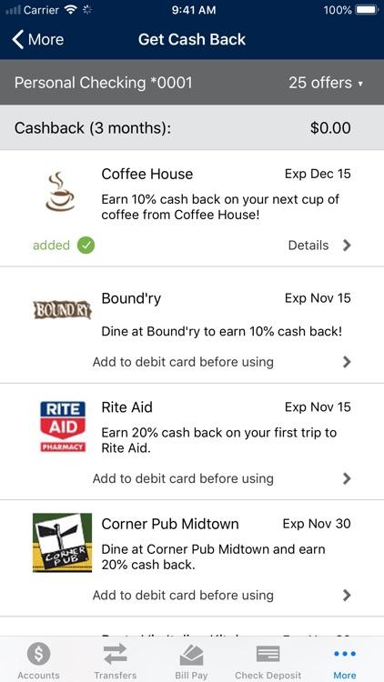 TowneBank Mobile Banking screenshot-6