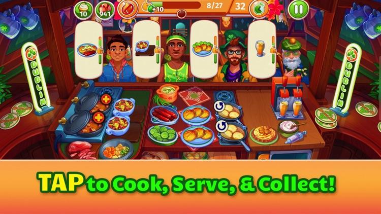 Cooking Craze- Restaurant Game screenshot-0