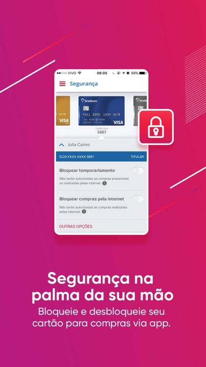 Bradesco Cartões screenshot-3