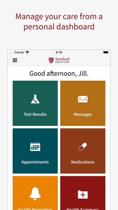 cancel Stanford Health Care MyHealth app subscription image 1