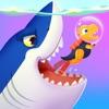 恐龙水族馆 - 海洋探索儿童游戏