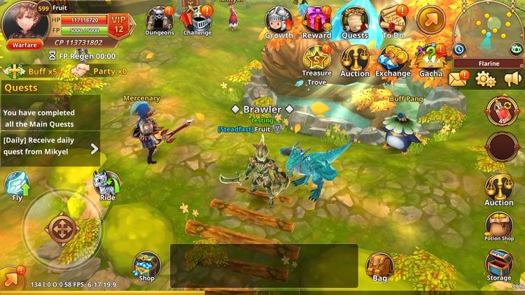Flyff Legacy - Anime MMORPG by Galalab Inc