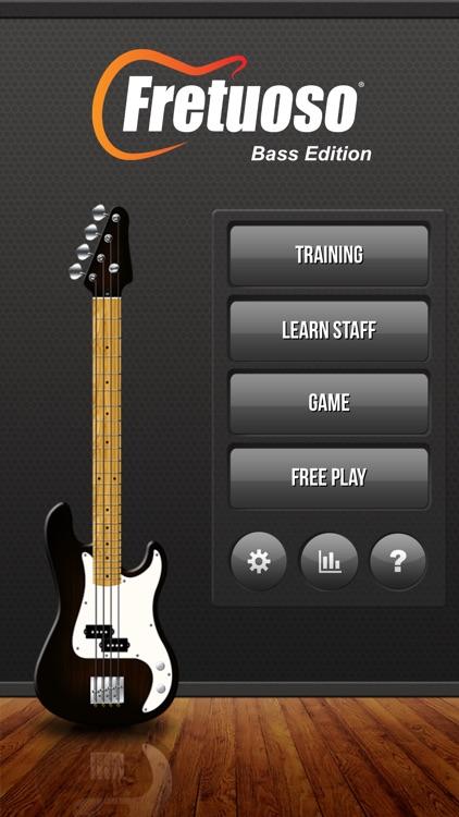 Fretuoso - Bass Edition screenshot-0