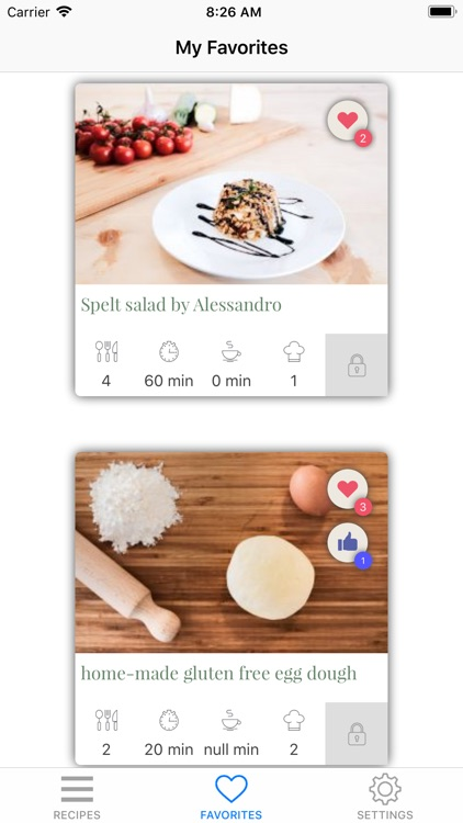 Tuscan Chef - Italian food screenshot-6