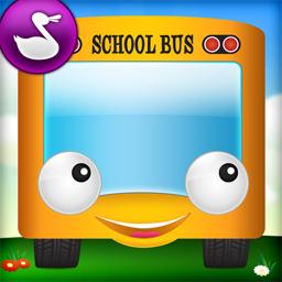 Ícone do app Wheels on the Bus HD