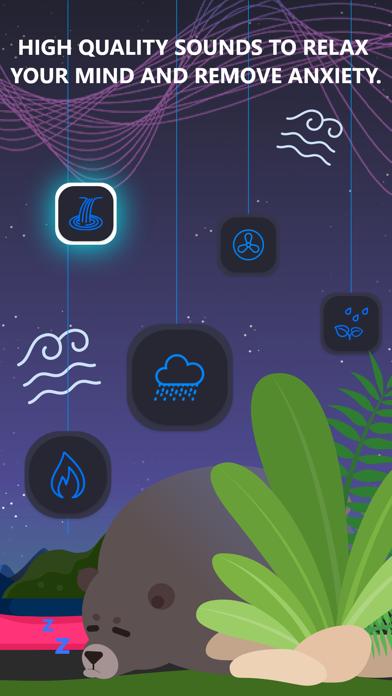 Sleep Sounds & Meditation App+ screenshot 3
