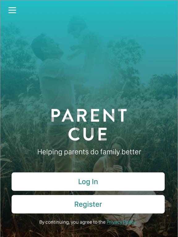 Parent Cue screenshot