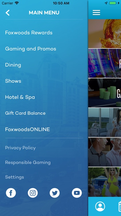Foxwoods Resort Casino screenshot-4