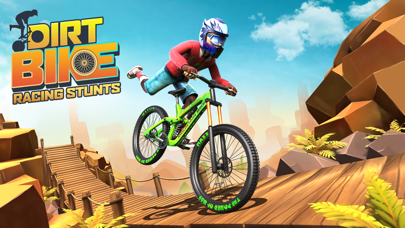 Dirt Bike Racing Stunts screenshot 5