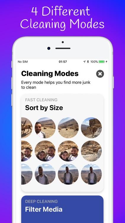Phone Cleaner for iPhone, iPad screenshot-4