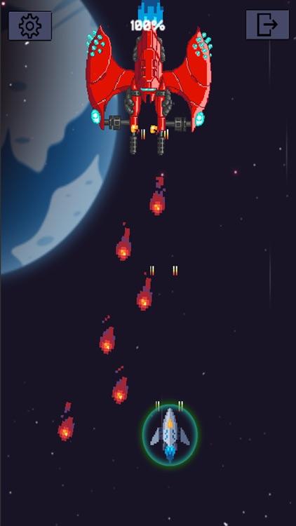 Galaxy war, Space shooter screenshot-6