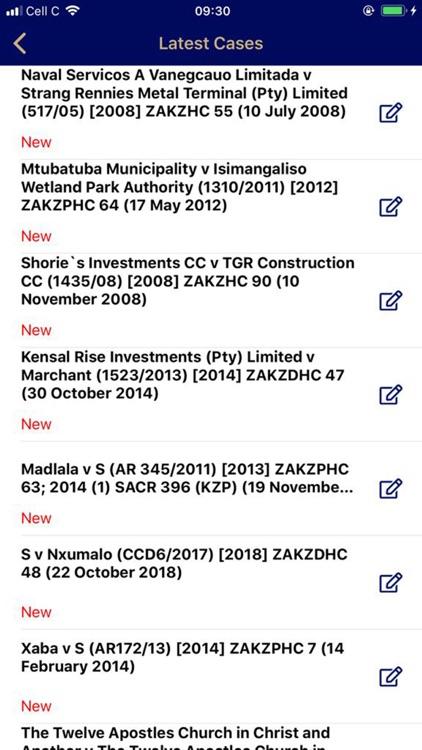 NextLaw Legal Research screenshot-6