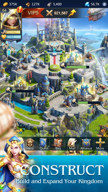 Puzzles & Conquest screenshot-2