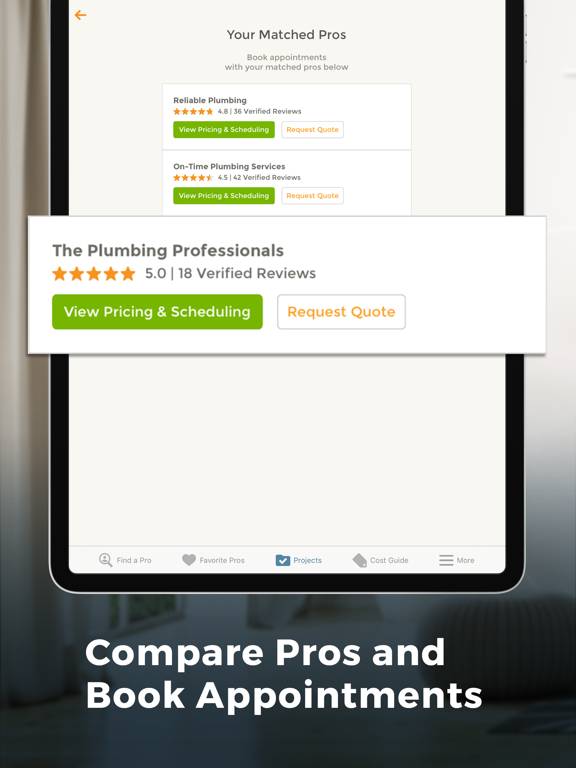 HomeAdvisor: Find a Contractor | App Price Drops