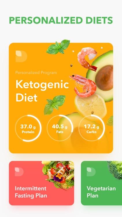 Diet & Meal Planner by GetFit screenshot-8