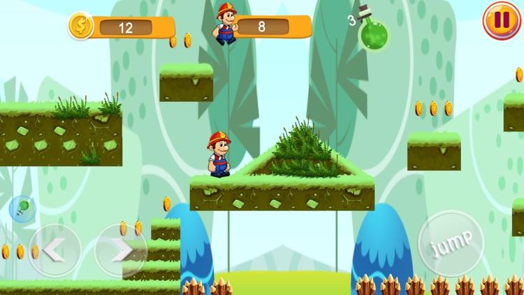 Ted Boy Super Adventure Worlds screenshot-5