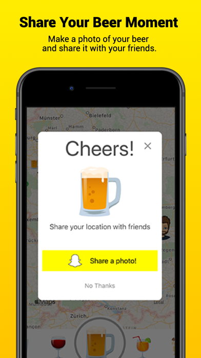 Beer Buddy - Drink with me! screenshot 5