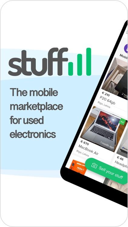 Stufful - Sell. Buy. Exchange.