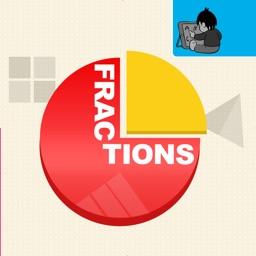 Fractions - Math app