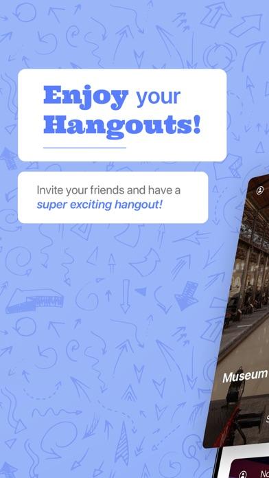 PlanGO Hangouts screenshot #1