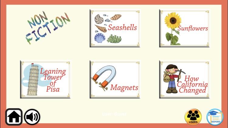 3rd Grade Comprehension Skills screenshot-7