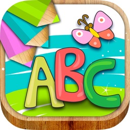 ABC Coloring Pages Games