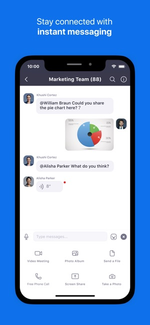 ZOOM Cloud Meetings on the App Store