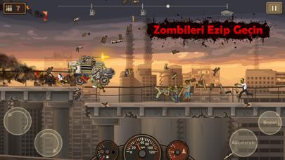 Screenshot for Earn to Die 2 in Turkey App Store