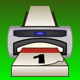 CalPrint for iPhone