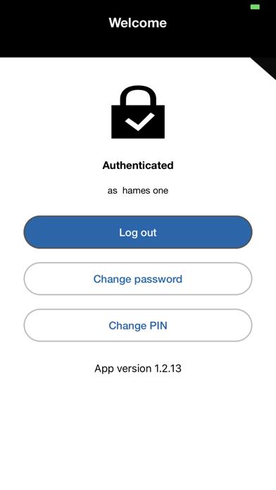 FirstNet Single Sign-On screenshot 3