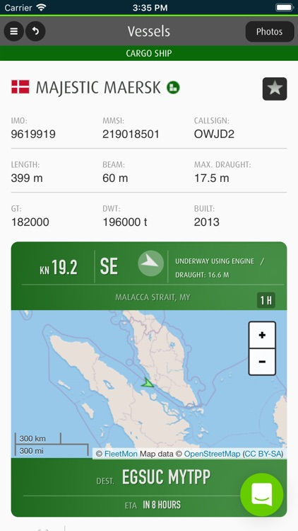 FleetMon Explorer screenshot-4