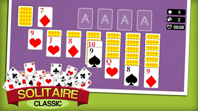 Solitaire Classic. screenshot-1