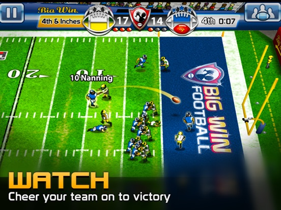 Big Win Football 2019-ipad-1