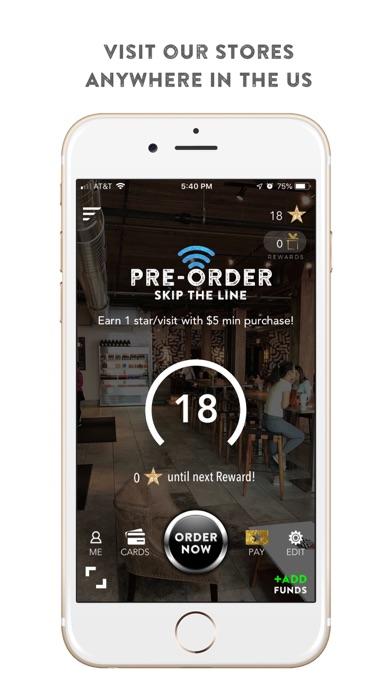 Pre-Order - Skip The Line App screenshot one
