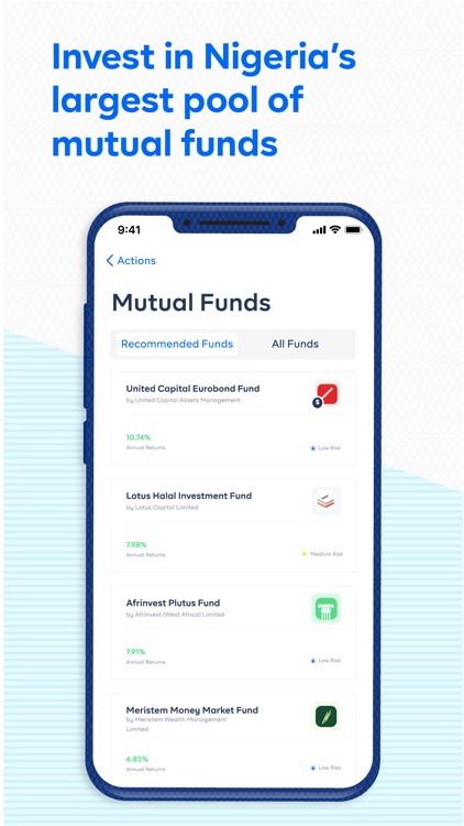 CowryWise - Save and Invest screenshot-6