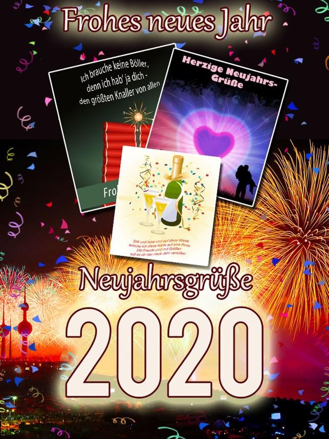 neujahrsgrüße in englisch