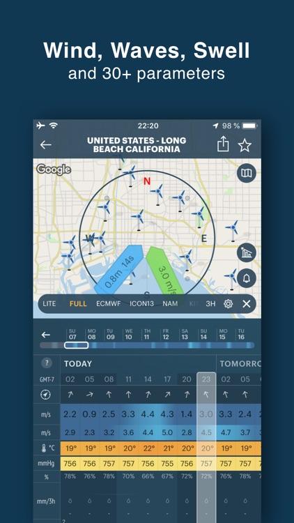 Windy Pro: marine weather app by Windy Weather World Inc