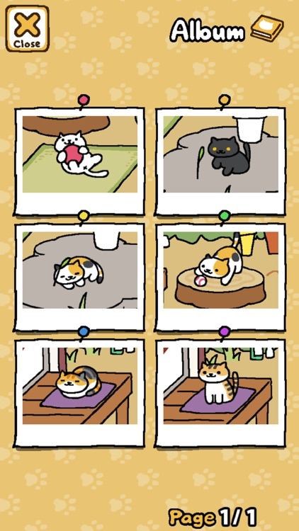 Neko Atsume: Kitty Collector screenshot-3