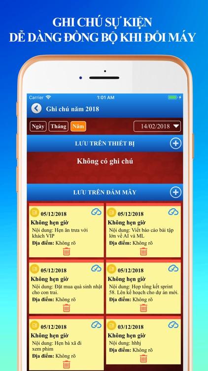Lich Van Nien 2020 - Lich Viet screenshot-9