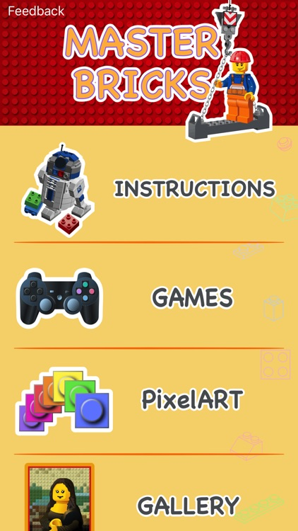 Build Bricks - Lego Edition screenshot-3