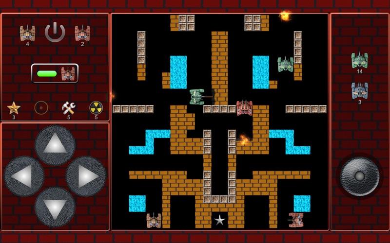 Super Tank Battle screenshot 4