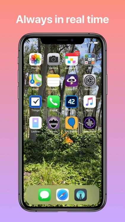 Lockne: Perfect Wallpapers screenshot-3