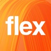 Orange Flex App Icon