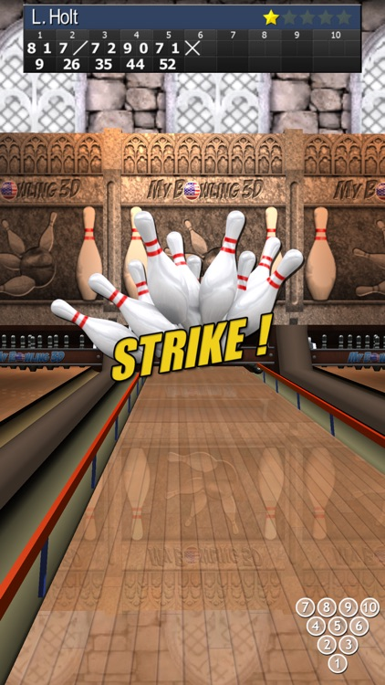 My Bowling 3D screenshot-4