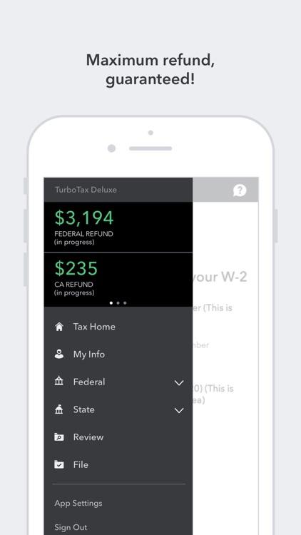 TurboTax Tax Return App screenshot-5