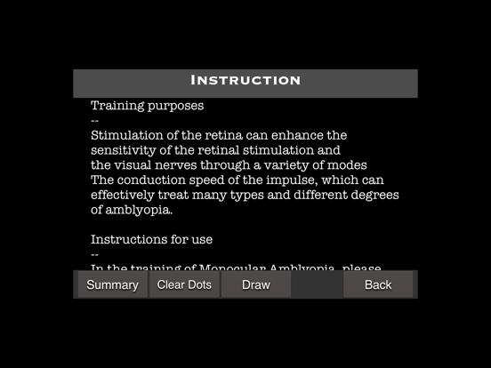 Amblyopia Lazy Eye Exercise Screenshots