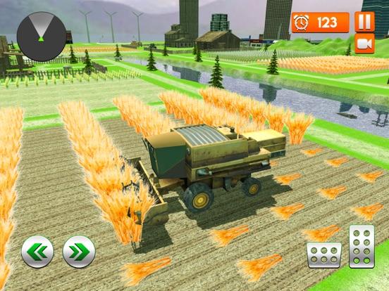 Modern Farming 3D screenshot 9